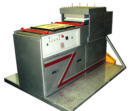 Zed Model EZ Trim Hydraulic Die Cutter