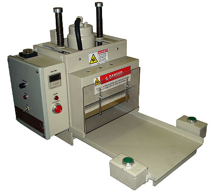 blister sealer machine